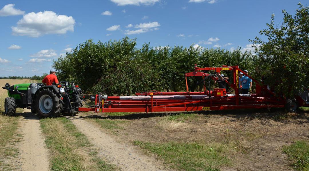 Комбайн за вишни, сливи и череши MAJA classic
