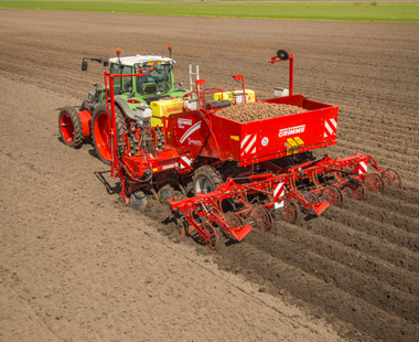 Grimme - Машини за картофопроизводството
