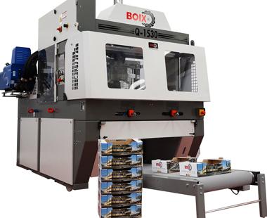 Машини за сгъване на картонени касетки
