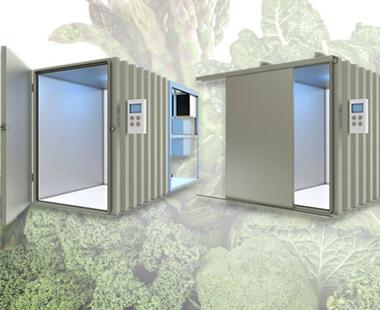 Системи за вакумно охлаждане на зеленчуци